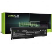 Baterie pentru Toshiba Satellite L670-1LH L670D-15K U400-15G (6600mAh 10.8V) Laptop acumulator marca Green Cell®