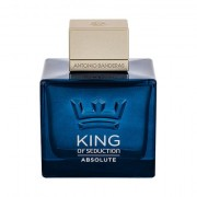 Antonio Banderas King of Seduction Absolute eau de toilette 100 ml per uomo