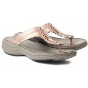Clarks Women Blush Pink L Flats