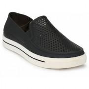 Afrojack Men's Croc Slip On Sneakers