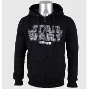 mikina pánská STAR WARS - Sweater Japan - Black - HSTSW-1278