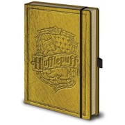 Pyramid Harry Potter - Hufflepuff Premium Notebook A5
