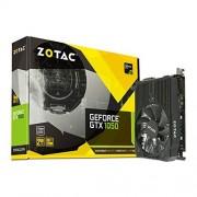 Zotac ZT-P10500A-10L Geforce GTX 1050 Mini Videokaart, 2 GB