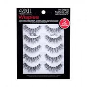 Ardell Wispies Wispies 5 párů umělých řas 5 ks odstín Black pro ženy