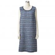 AUR ファンシーツイードジャンパースカート【QVC】40代・50代レディースファッション