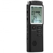 Digital Voice Recorder Professional 8GB with Stereo Recording