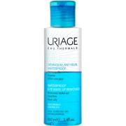 Waterproof Eye Make-up Remover - Demachiant bi-fazic rezistent la apa x 100 ml Uriage