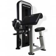 Máquina Profesional Bíceps Sentado Evolution Series Bodytone: Carga de 71 kg en placas