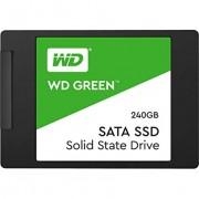 """Unidad Estado Sólido 240GB SATA 2.5"""" WD Green WDS240G2G0A"""