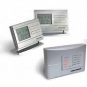 Pachet Termostat de ambient fara fir COMPUTHERM multizonal Q8 RF + 1 buc Emitator Computherm Q8 RF TX, comanda fara fir - wireless, programabil