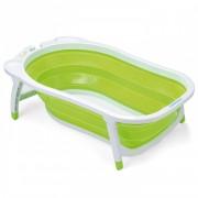 Foppapedretti - Bañera Para Bebé Plegable Y Portátil Color Verde