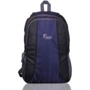 F Gear Carlton Lite 23.5 Liters Black navy blue Laptop Backpack