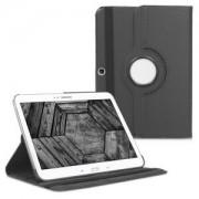 kwmobile Flipové pouzdro pro Samsung Galaxy Tab 3 10.1 P5200/P5210 - antracitová