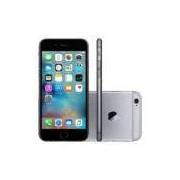 iPhone 6s 64GB Cinza Espacial Tela 4.7 iOS 9 4G 12MP - Apple