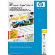 Хартия HP Superior Inkjet Paper 180 matt, A4 (100 sheets) - Q6592A