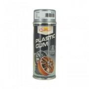 Spray vopsea cauciucata Plasti dip Argintiu Gri Premium Champion