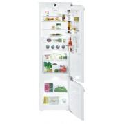 Combină frigorifică încorporabilă Liebherr ICBP 3266, 261 L, SmartFrost, SuperCool, SuperFrost, BioFresh, Display, Control electronic, Siguranţă copii, H 178 cm, Clasa A+++