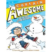Captain Awesome Has the Best Snow Day Ever?, Paperback
