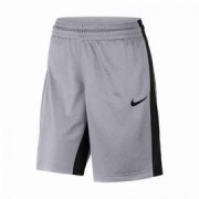 Nike W nk short essential 869472-012 Šedá XL