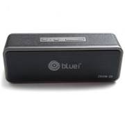 Bluei Zoom- Z2 Portable Wireless Bluetooth Speaker With TF Card USB Port - Colour may Vary