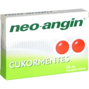 Neo-Angin cukormentes bukkális tabletta