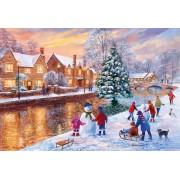 Bourton at Christmas