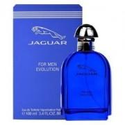 Jaguar evolution eau de toilette 100 ml spray
