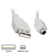 USB A/B Mini Mitzumi type