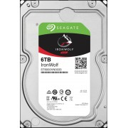 "HDD 3.5"", 6000GB, Seagate IronWolf, 7200rpm,128MB Cache, SATA3 (ST6000VN0033)"