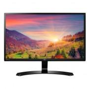 "Monitor LED IPS LG 21.5"", Full HD, D-Sub, DVI, HDMI, Negru, 22MP58VQ-P"
