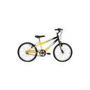 Bicicleta Verden Infantil Ocean Aro 20 Amarela