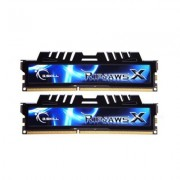 G.SKILL DDR3 4GB (2x2GB) RipjawsX 1333MHz CL7 XMP