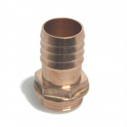 "Adaptor din alama cu FE 1"" x 25 mm, 0411825"