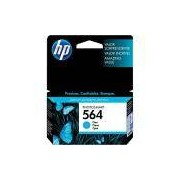 Cartucho HP 564 ciano CB318WL HP