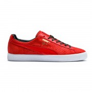Puma Clyde GCC red