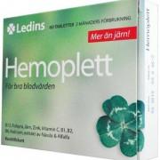 Ledins Hemoplett 60 tabletter