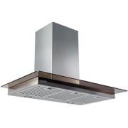 Glen Kitchen Chimney GL 6062 SX TS 60cm 750m3/hr Easy Clean Baffle Filter Chimney - Life Time Warranty
