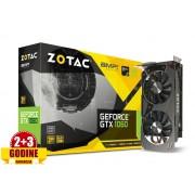 Grafička kartica GeForce GTX1060 ZOTAC 3GB AMP Edition, HDMI/DVI-D/3xDP/192bit/ZT-P10610E-10M