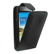 Huawei Ascend G600 Flip Калъф + Скрийн Протектор