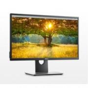 """Монитор Dell P2417H, 23.8"""" (60.45 cm) IPS панел, FullHD, 6 ms, 4 000 000:1, 250 cd/m2, Display port, HDMI"""