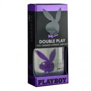 Gel Lubrifiant PlayBoy 2in1 Double Play masaj & intim
