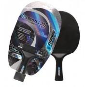 Paleta tenis de masa Allround+ CarboTec 20 concava