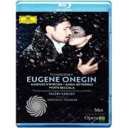 Video Delta Pyotr Ilyich Tchaikovsky - Eugene Onegin - Blu-Ray