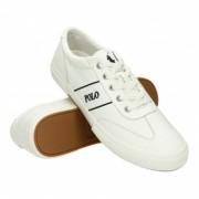 "Polo Ralph Lauren Tarrence Sneakers Vulc ""Cream"""