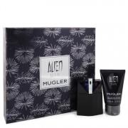 Thierry Mugler Alien Man EDT Spray Refillable 1.7 oz / 50.27 mL + Hair & Body Shampoo 1.7 oz / 50.27 mL Gift Set 547384