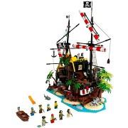 LEGO Ideas 21322 Barracuda öböl kalózai