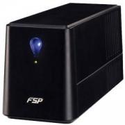 Аварийното захранване UPS FSP EP650, 650VA, Line Interactive, FORT-UPS-EP650VA