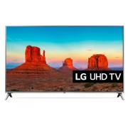 "TV LED, LG 55"", 55UK6500MLA, Smart, webOS 4.0, Active HDR, WiFi, UHD 4K + подарък 5 Г. ГРИЖА ЗА КЛИЕНТА"