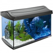 Set completo acuario Tetra AquaArt LED (60 litros) - Blanco