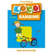 Boosterbox Bambino Loco - Waar hoort het bij? (3-5 jaar)